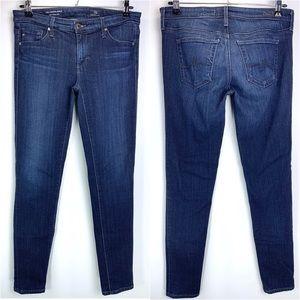 AG The Legging Ankle super skinny jean. Size 28R